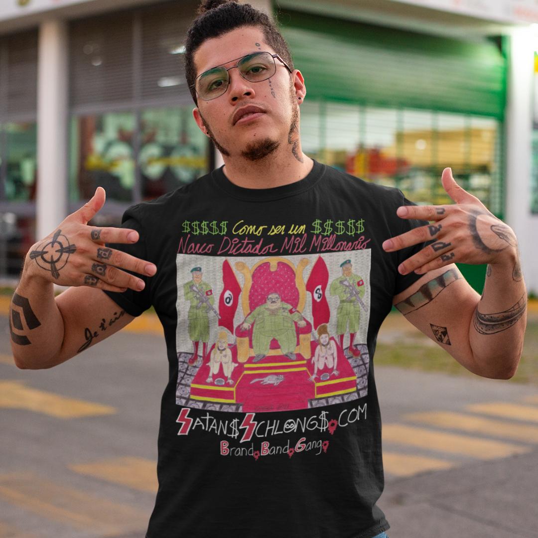 Billionaire Narco-Dictator T-Shirt