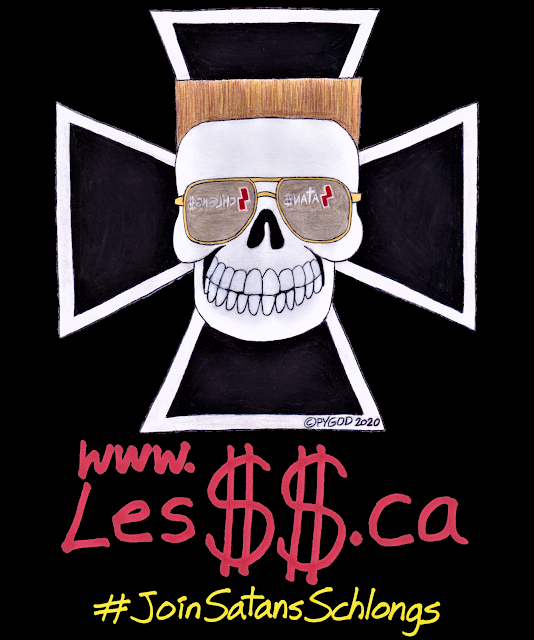 LesSS.ca Poster